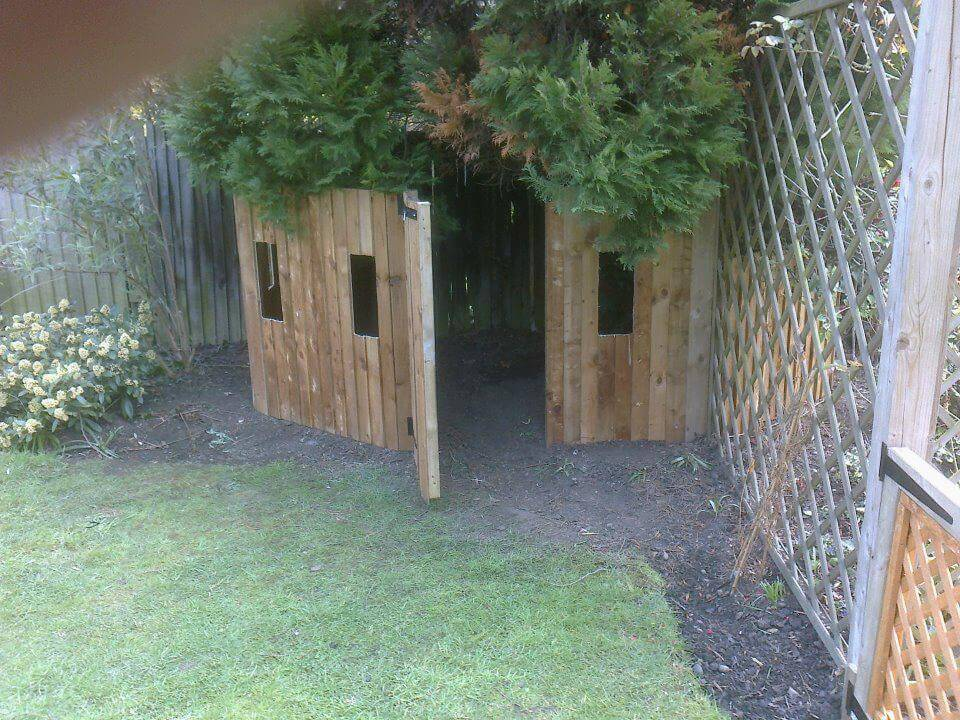 Bespoke Garden Structures Playhouse In Orpington