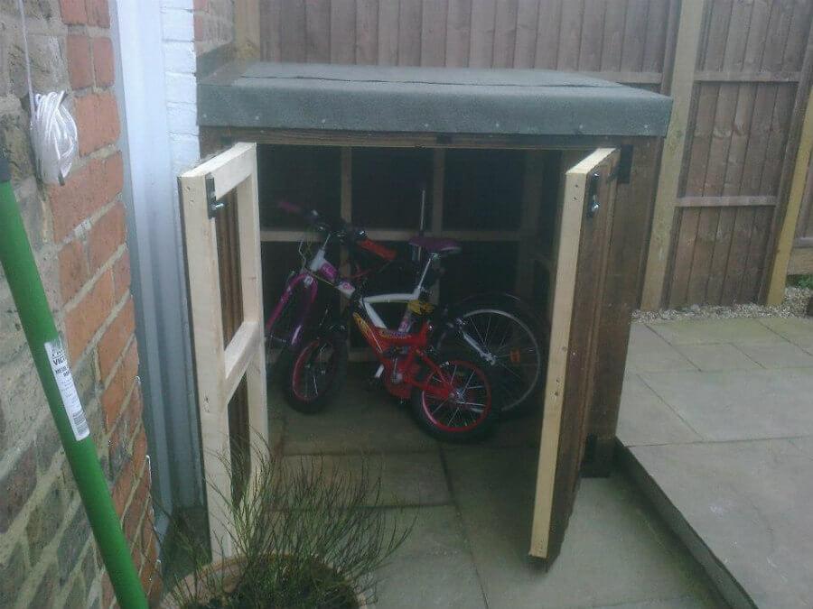 Bike Shed Garden Structures Eltham