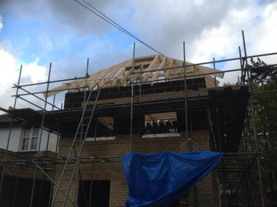 Extensions In West Malling
