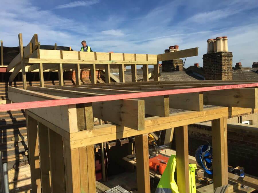 House Extension Roof Repair Tonbridge