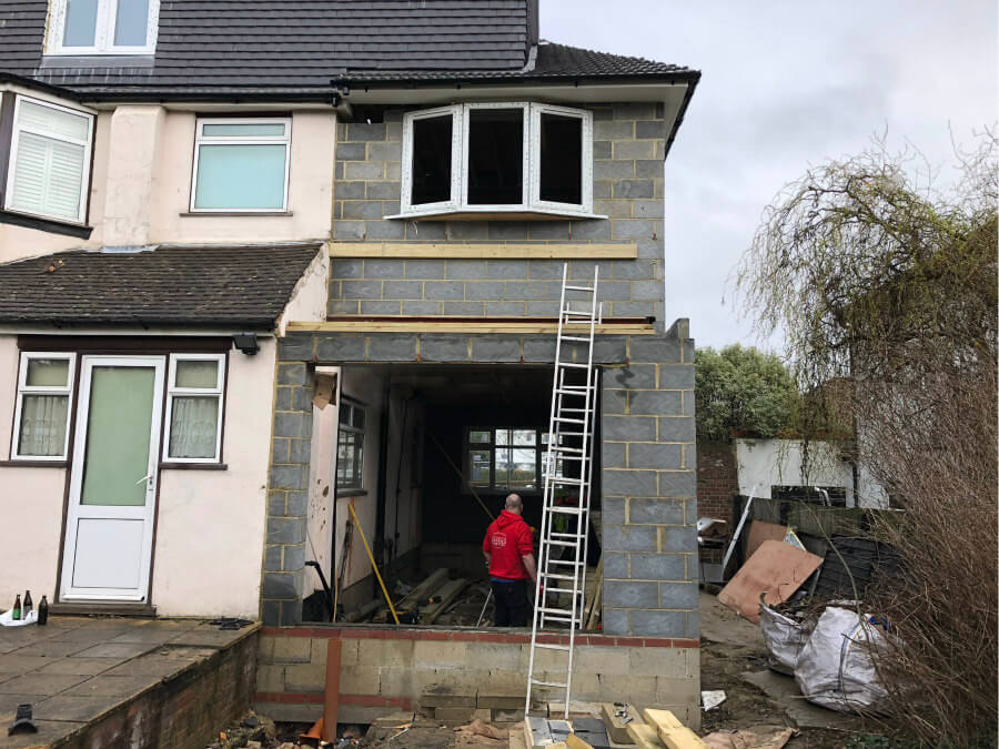 Builders of Extensions Eltham