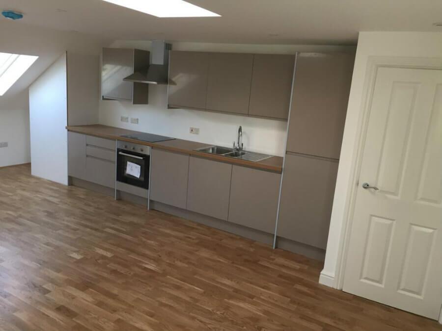 One Walled Kitchen Mottingham