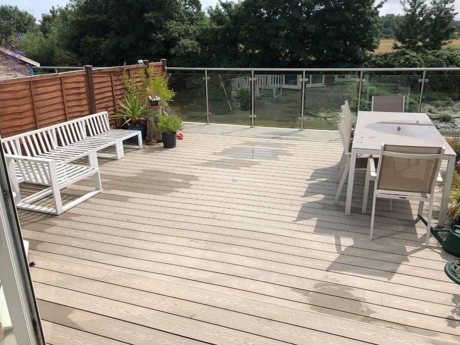 Terrace Area Chislehurst