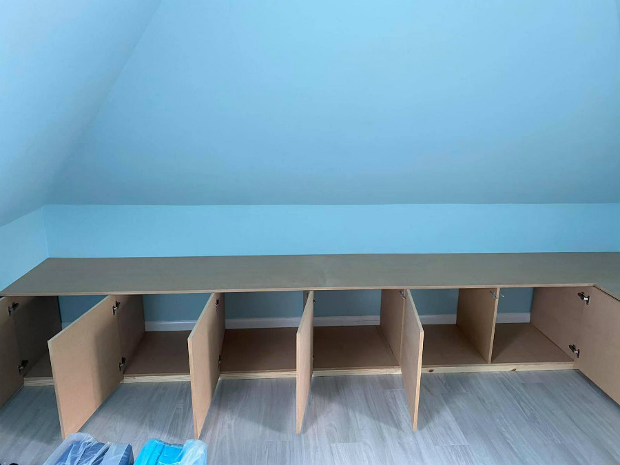 Bespoke Toy Storage