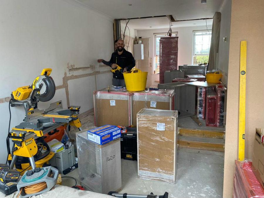 Building Work Eltham