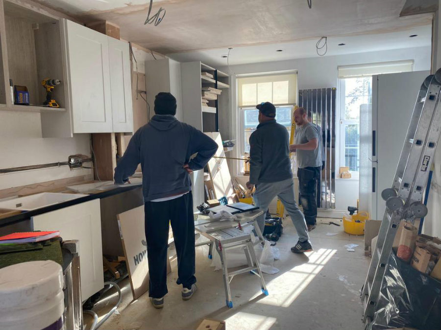 Kitchen Fitters In Eltham