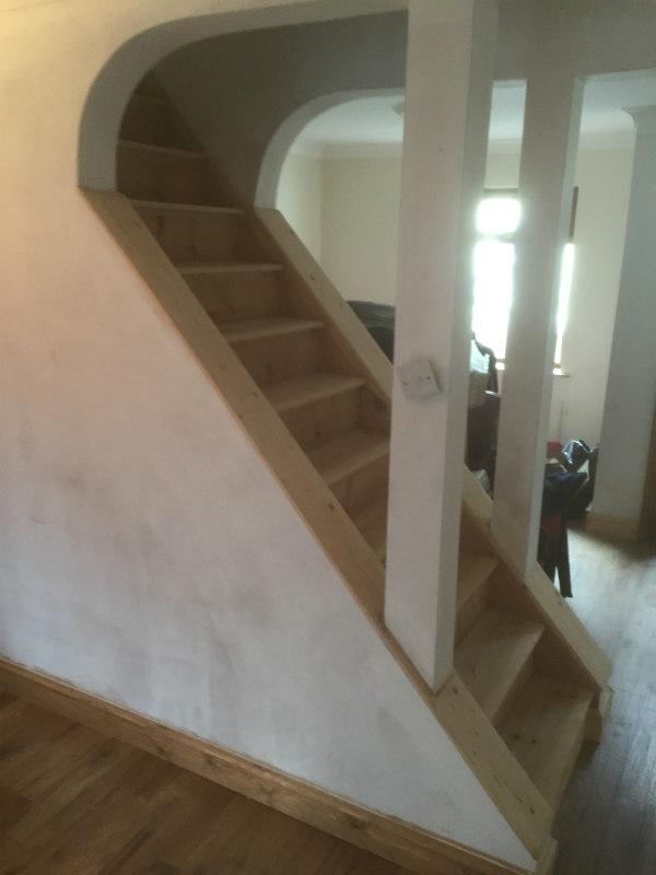 Bespoke Oak Staircases Eltham