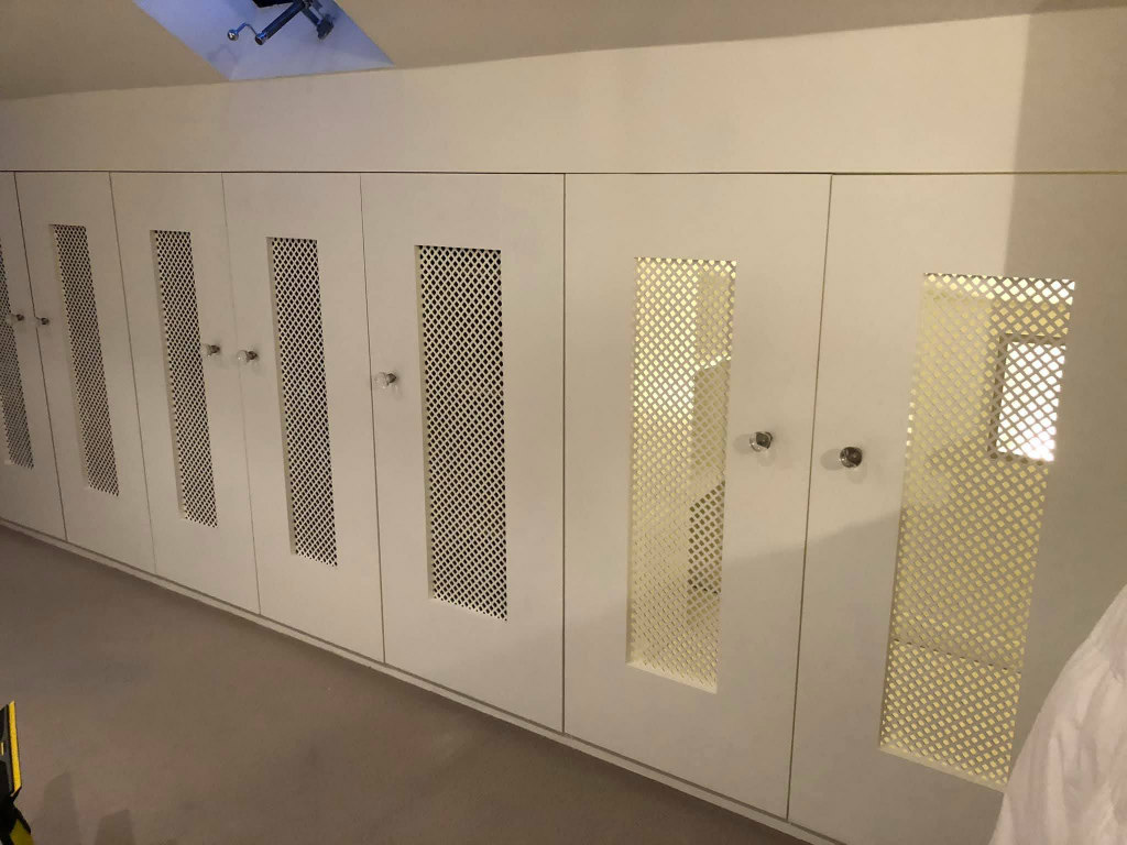 Bespoke wardrobes In Blackheath